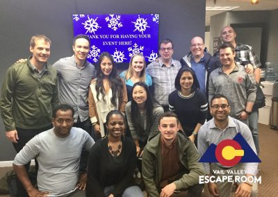 Escape Room Work Team