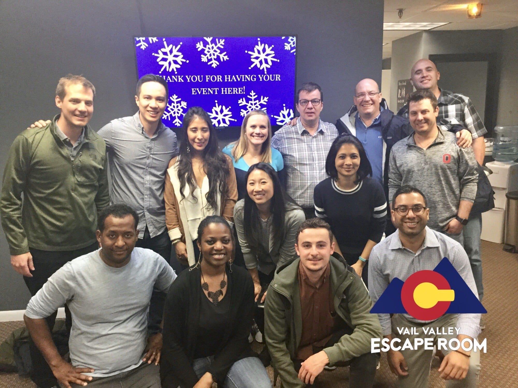 Escape Room Work Team
